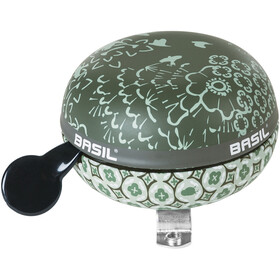 Basil Bohème Big Bell Bicycle Bell, forest green